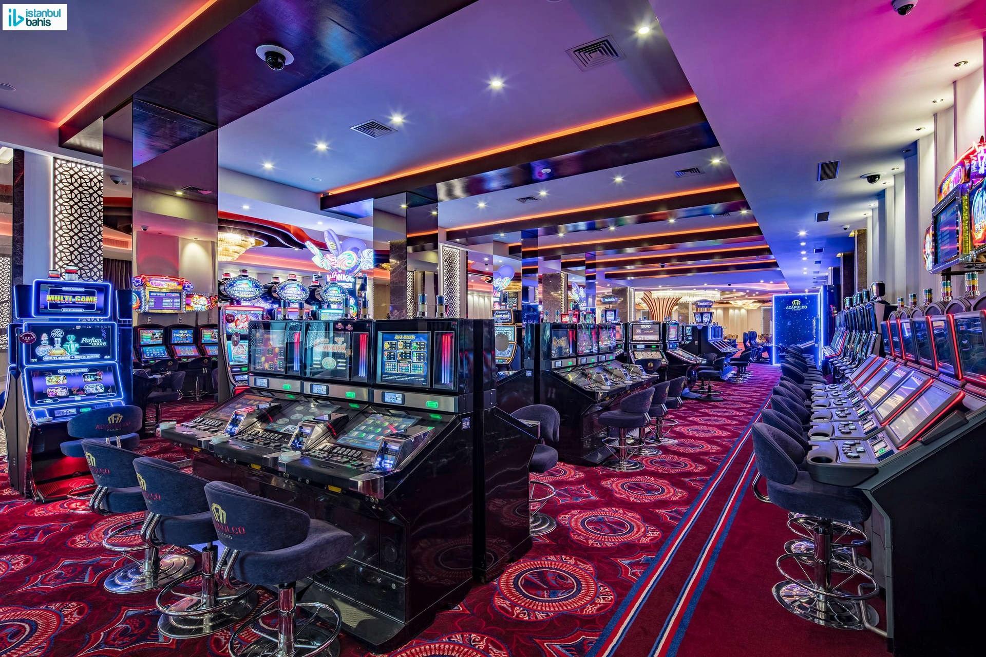 istanbulbahis casino bilgi