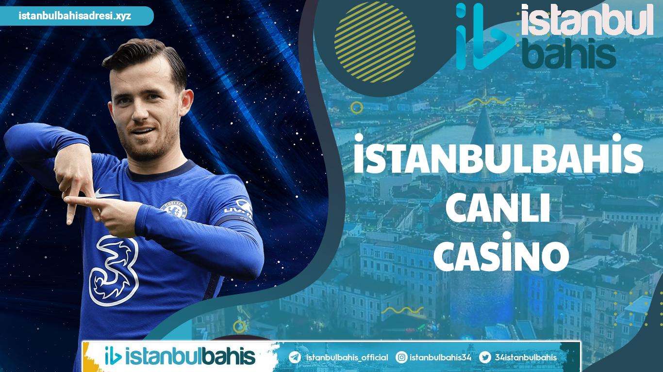 İstanbulbahis Canlı Casino