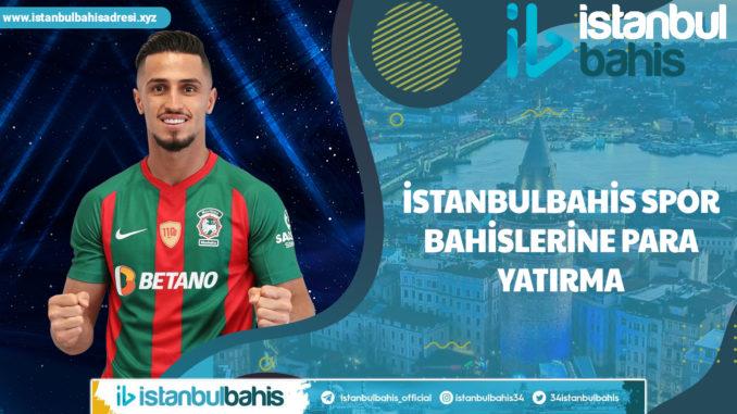 İstanbulbahis Spor Bahislerine Para Yatırma
