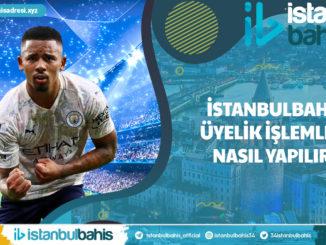 İstanbulbahis Üyelik İşlemleri Nasıl Yapılır