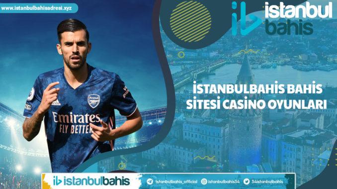 İstanbulbahis Bahis Sitesi Casino Oyunları