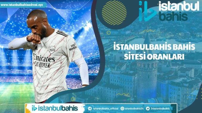 İstanbulbahis Bahis Sitesi Oranları