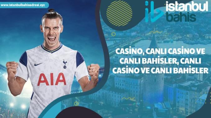 Casino, Canlı Casino ve Canlı Bahisler, Canlı Casino ve Canlı Bahisler