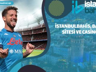 İstanbulbahis, bahis sitesi ve casino