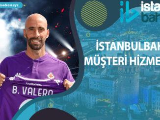 İstanbulbahis Müşteri Hizmetleri