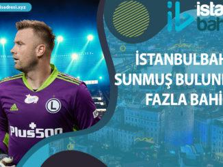 İstanbulbahis sunmuş