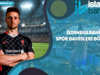 istanbulbahis Spor Bahisleri Bölümü